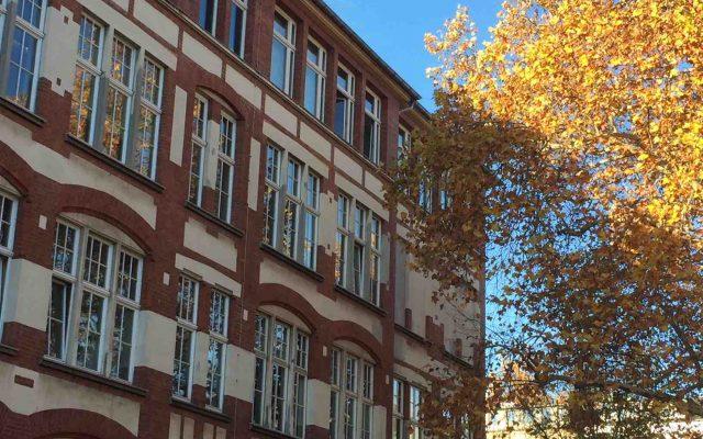 Gebäude fs-fin in Düsseldorf